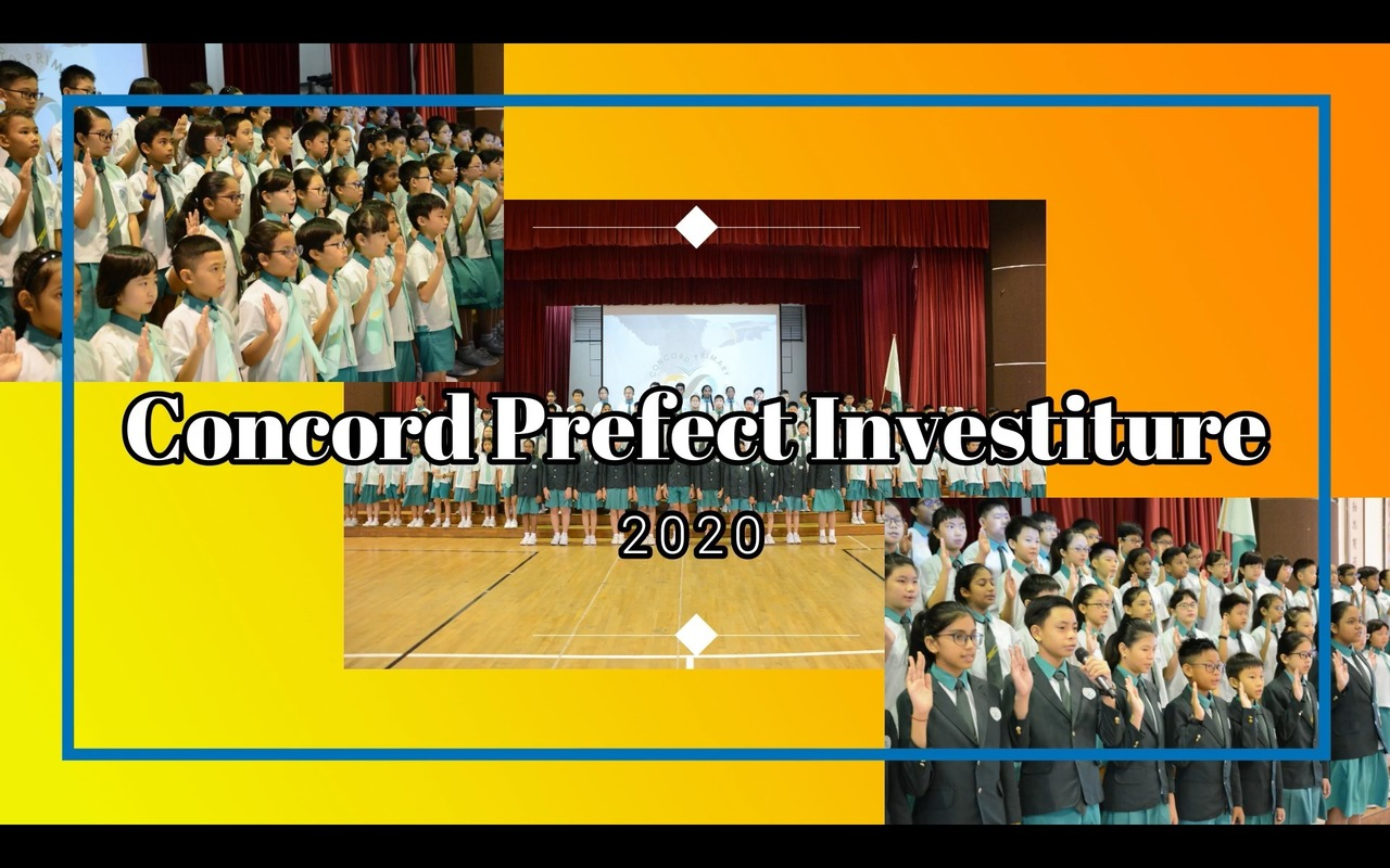 Prefects Investiture