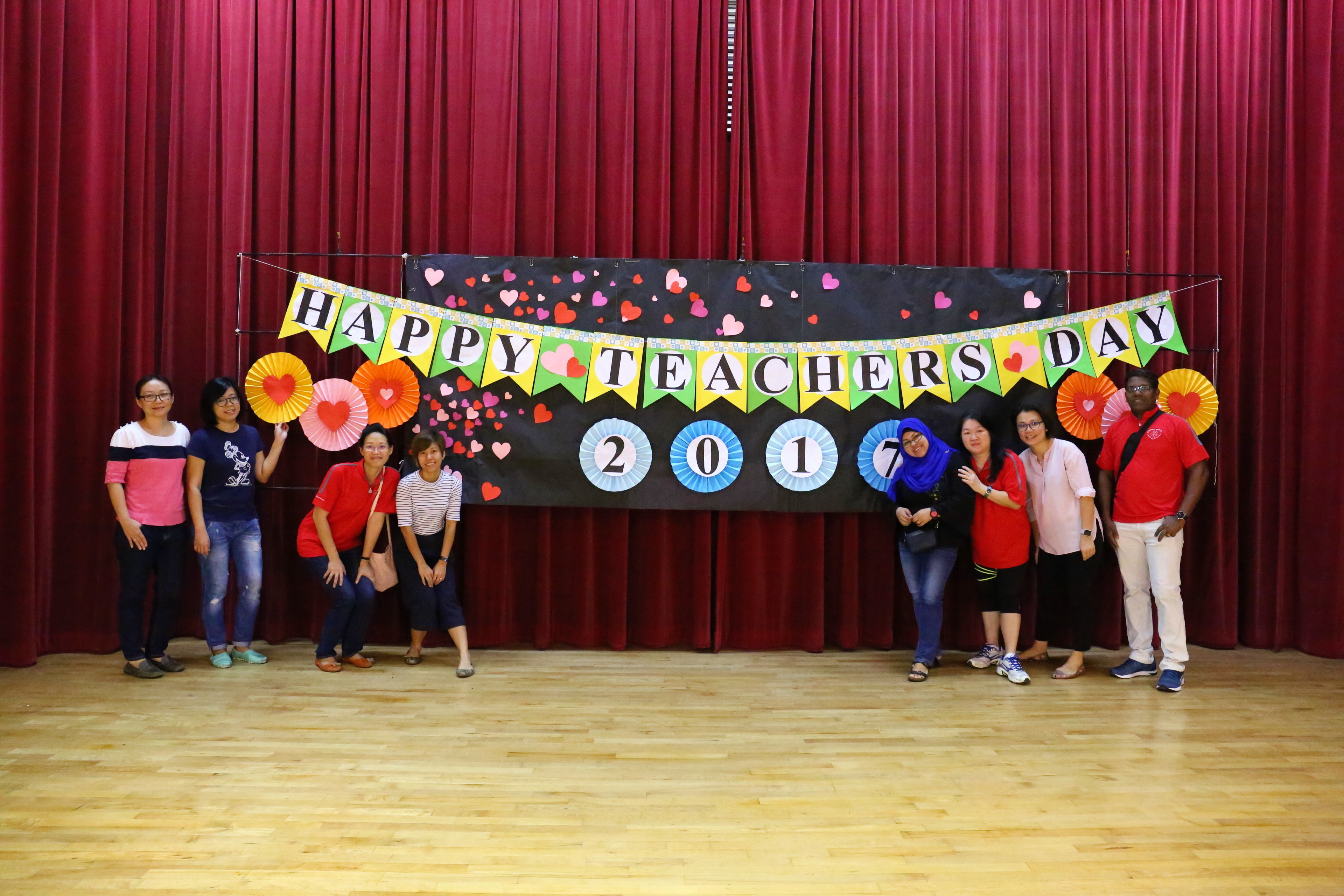 PSG Teachers Day 2017