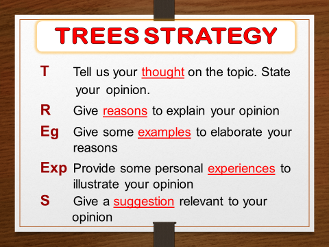 TREES Strategy
